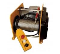 Лебедка электрическая EWH250 250кг 380В, канат 60м (A)
