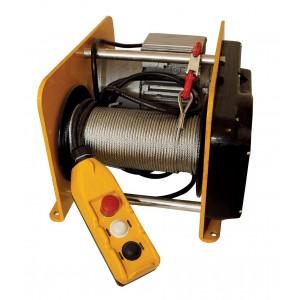 Лебедка электрическая EWH500 500кг 380В, канат 60м (A)