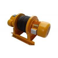 Лебедка электрическая KCD-2000A 1000/2000кг, 380В, канат 100м