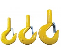 Крюк с цилиндрическим хвостовиком 2,0 т (A)