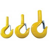 Крюк с цилиндрическим хвостовиком 1,0 т (A)