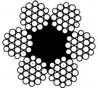 Канат д. 6,9мм ГОСТ 2688-80