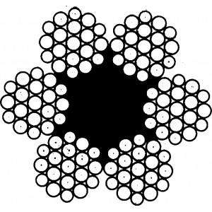 Канат д. 6,2мм ГОСТ 2688-80