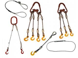 Канатные стропы: особенности и преимущества