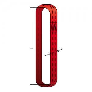 Строп текстильный СТК г/п 1,0т длина 1м (30мм)