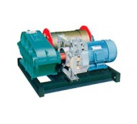 Лебедка электрическая тип JM 0.5т*90м (с канатом)
