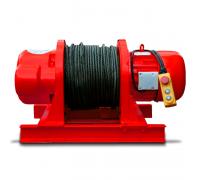 Лебедка электрическая KCD 1000кг (380В) 100м