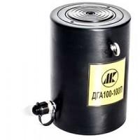 Домкраты алюминиевые гидравлические с пружинным возвратом ДГА30-50П (30т, ход 50мм)