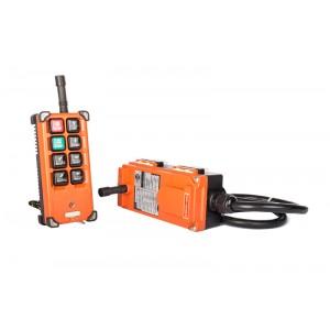Комплект радиоуправления TOR F24-6D (Telecrane, 380 В, 6-кноп , двухскоростной)
