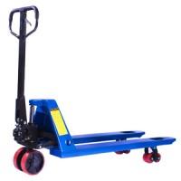 Тележка гидравлическая TOR BF-III 2500, 550*1150*85мм, резина колесо