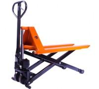 Тележка гидравлическая с ножничным подъемом XILIN г/п 1000 кг JFD8 электрическая