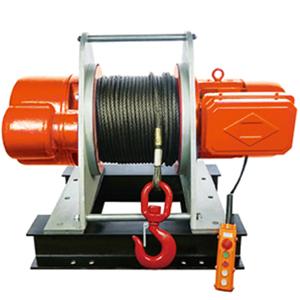 Лебедка электрическая TOR KDJ 0,5 т 100 м 380V