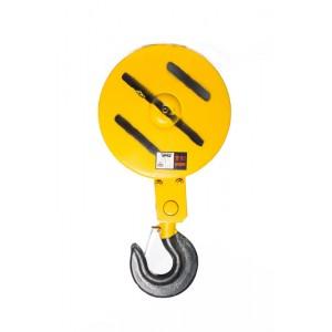Крюковая подвеска двухблочная для талей электрических TOR CD1 5,0 т