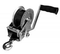 Лебедка ручная TOR ЛФ-2500 (FD) г/п 1,0 т, длина ленты 10 м