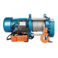 Лебедка TOR ЛЭК-300 E21 (KCD) 300 кг, 380 В с канатом 30 м
