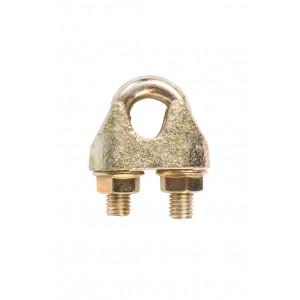 Зажим канатный TOR ф=10 мм DIN 1142