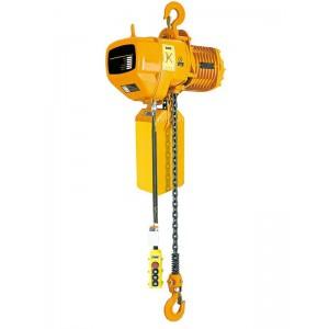 CТАЦ. Таль электрическая цепная TOR ТЭЦС (HHBD0.5-01) 0,5 т 12 м