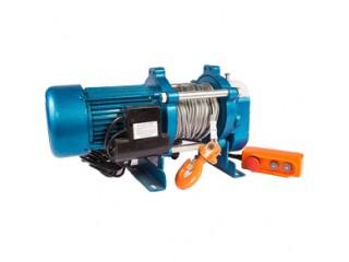 Особенности электрических лебедок на 220 вольт