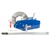 Лебедка рычажная тросовая TOR МТМ 3200, 3,2 т, L=12м