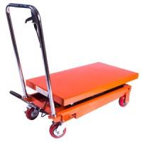 Стол подъемный TOR PTS800 г/п 800кг, подъем 450-1500мм
