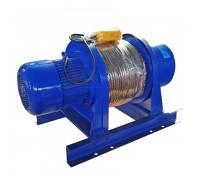 Лебедка электрическая KCD 2500/5000кг, 380В, 30/15м