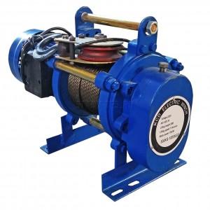 Лебедка электрическая KCD 500/1000кг, 220В, 30/15м