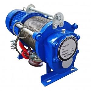 Лебедка электрическая KCD 500/1000кг, 380В, 100/50м