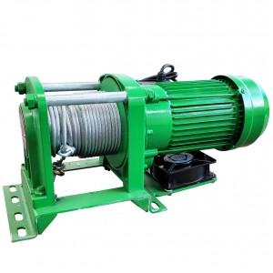 Лебедка электрическая KCD-A 300/600кг, 220В, 30/15м