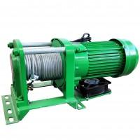 Лебедка электрическая KCD-A 500/1000кг, 220В, 30/15м